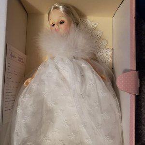 Snow Queen doll Effanbee